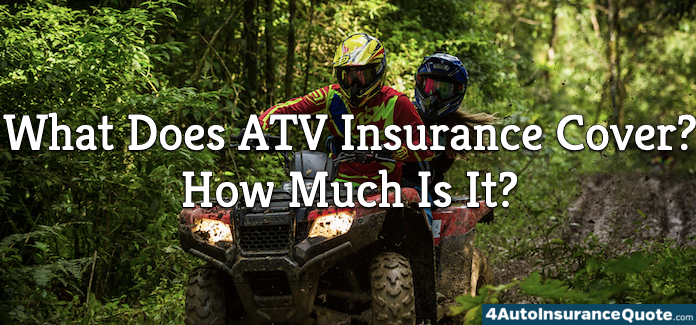 ATV Insurance coverage Ellisagency.net  1 affordable insurance